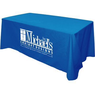 6' Poly/Cotton Twill Table Covers