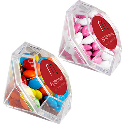 Candy Filled Containers, Gem