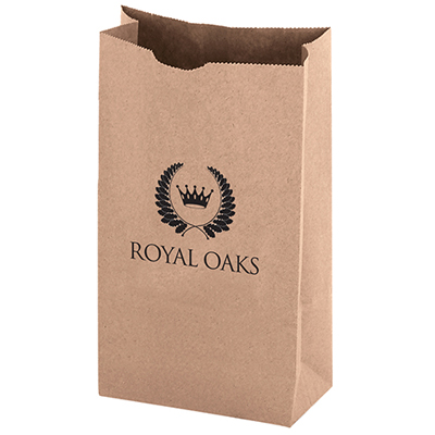 6 x 11 Recycled Paper Heavy Weight Nail & Coin Bags