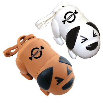 Pet Waste Bag Containers, Dog Shape