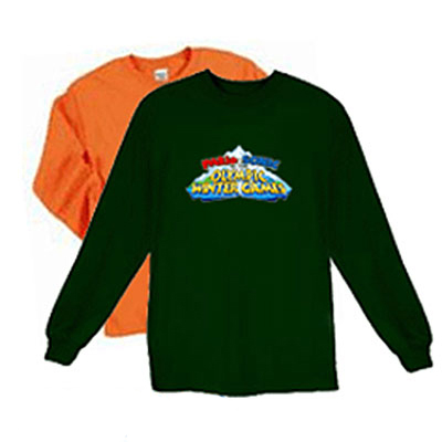 Gildan Ultra Cotton Long-Sleeve T-Shirts