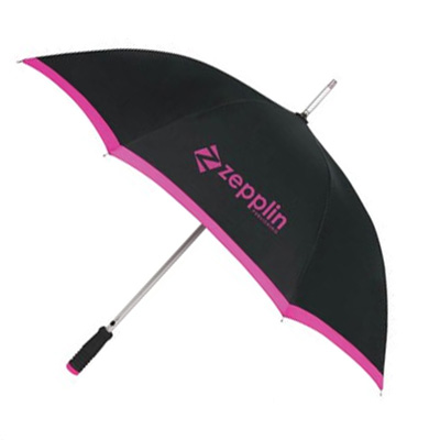 "Two Tone Umbrellas - 46"" Arc"