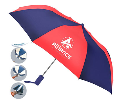 "The Revolution Folding Umbrellas - 42"" Arc"