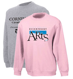 Fruit of the Loom Sweatshirts, 50/50 Crew