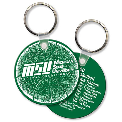 Sof-touch Round Key Tags