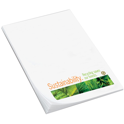 "4"" x 6"" Recycled Post-it Notepads"