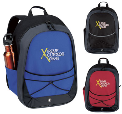 Tri-Tone Sport Backpacks