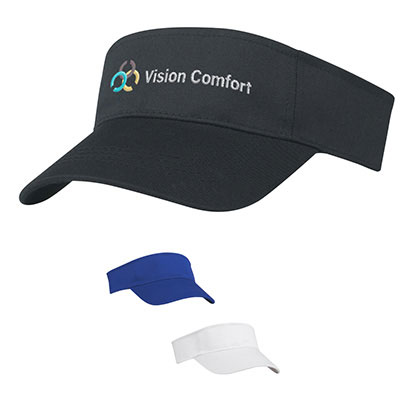 Polyester Visors (Printed)