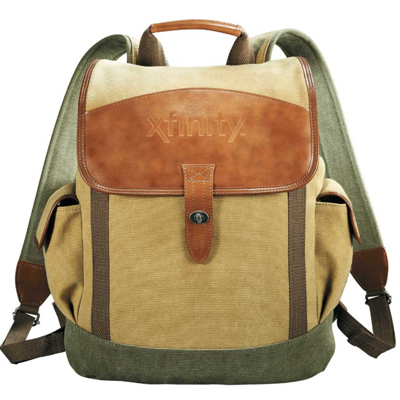 Cutter & Buck Legacy Cotton Rucksack Backpacks