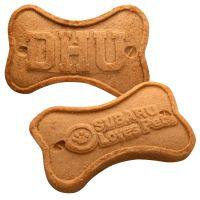 Individually Wrapped Logo Dog Biscuits