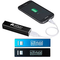 2200 mAh Slim Power Banks