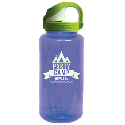 32 oz. NalgeneTritan Wide Mouth On-the-Fly Water Bottles