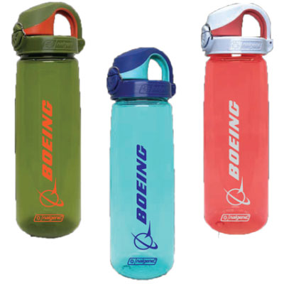 24 oz. Nalgene Tritan On-the-Fly Water Bottles