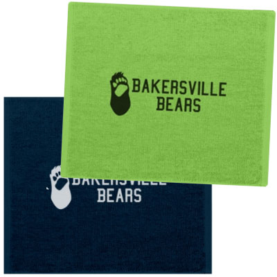 "15"" x 13"" Rally Towels"