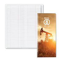 Oilfield Tally Books - Oil Pump 9