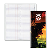 Oilfield Tally Books - Oil Rig 1
