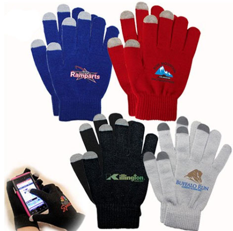 Full Color Touch Screen Gloves