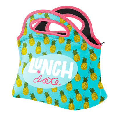 Full Color Gran Klutch Neoprene Lunch Bag