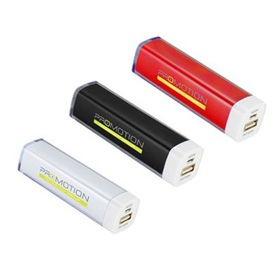 2200 mAh Full Color UL Listed Charge it Up Power Banks