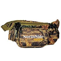 Mossy Oak Camo Fanny Packs