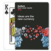 Full Color Printed Playing Cards