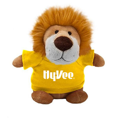 "7"" Bean Bag Buddies - Lion"