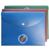 Confidentials Plastic Cases w/ Magnetic Closure - HIPAA Compliant