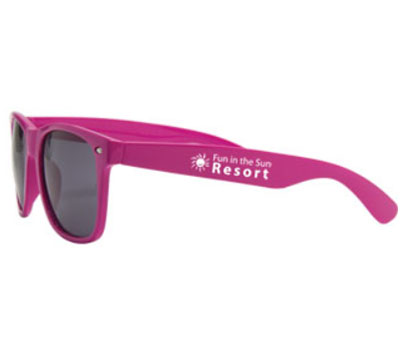 Breast Cancer Awareness Pink Sunglasses