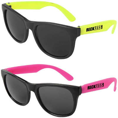 Youth Neon Sunglasses