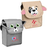 Paws N Claws Lunch Bags