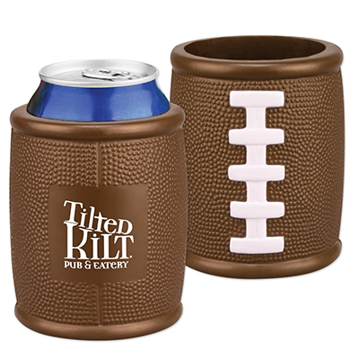 Football Shaped Can Holders