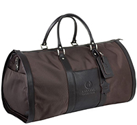 Andrew Philips Leather Convertible Duffel Bags