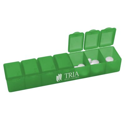 7 Day Travel Pill Cases
