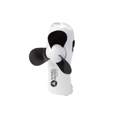 Mini Personal Fans with Flashlight