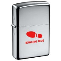 Zippo High Polished Chrome Lighters