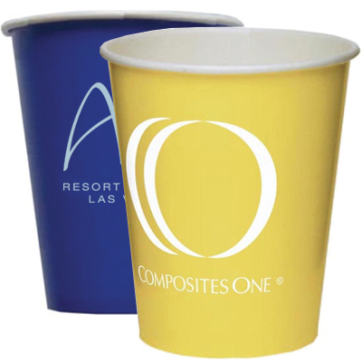 9 oz. Colored Paper Cups
