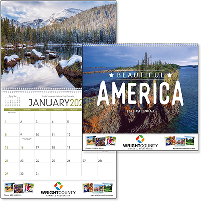 Beautiful America Calendars