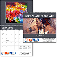 Native American Art Calendars
