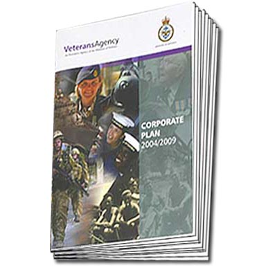 "5.5"" x 8.5"" - Full Color Booklets - 40 page"