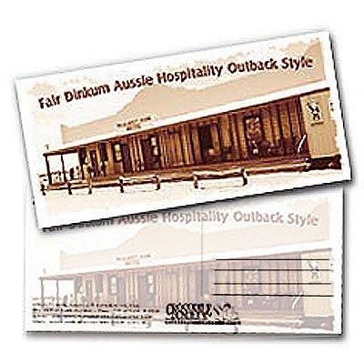 "500 Custom 3.5"" x 8.5"" Panorama Postcard - 4/4 3.5x8.5-4/1"