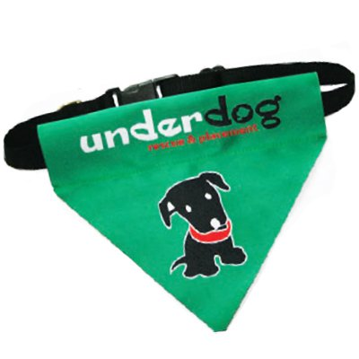 Woven Pet Collar and Bandana Sets