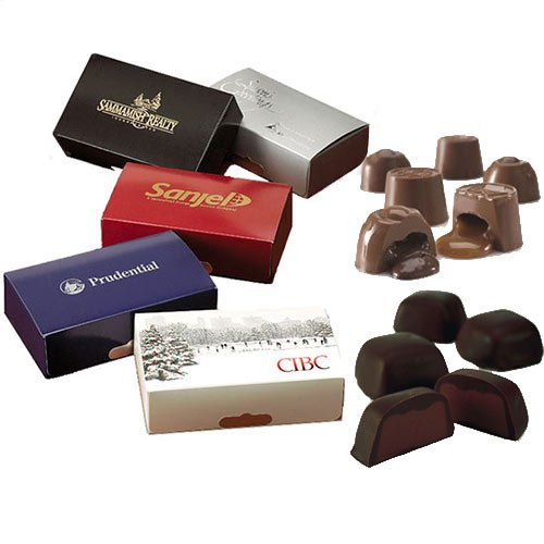 The Contemporary Chocolate Truffle Gift Boxes