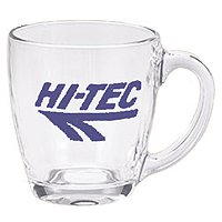 16 oz. Glass Mugs - Smooth Tapered