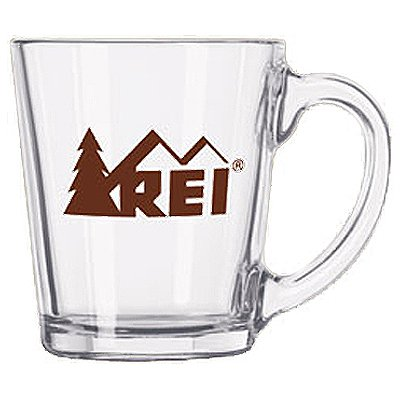 13.5 oz.Glass Mugs