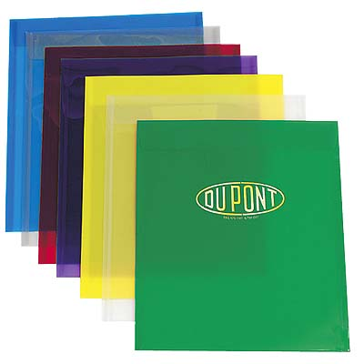 Plastic Envelopes, Poly Tuck In 10 x 11-3/4