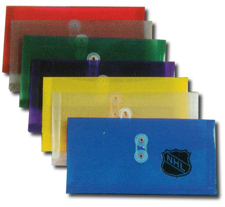 Plastic #10 Envelopes, String Tie Closure 10 x 5-1/4