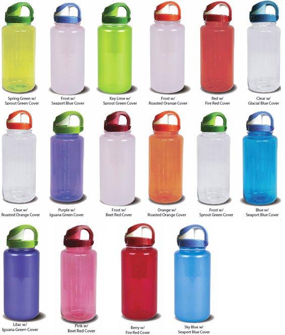 how to clean nalgene water bottle