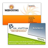 Full Color Business Cards, 4/0