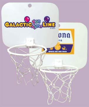 Mini-Backboards