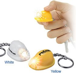 Mini Hat Shape Light Up Key Chains